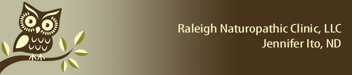 Raleigh Naturopathic Clinic, LLC; Jennifer Ito, ND